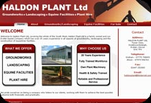 Haldon Plant Ltd